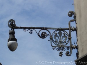 FLORENCE STREET LAMP