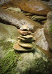 Cairns at Roaring Falls State Park TN